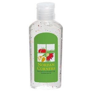 2 Oz. Gel Moisture Bead Hand Sanitizer